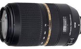 Tamron SP AF 70-300mm f/4.0-5.6 Di VC USD Canon E