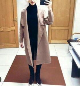 Стильное пальто трансформер