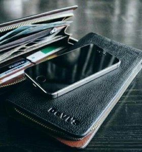 Клатч портмоне кошелек Devi's