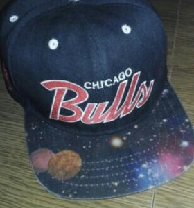 Снэпбек Chicago Bulls NBA. Basketball