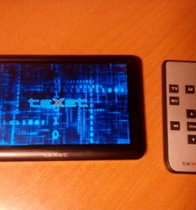 Mp3 плеер TeXet HD