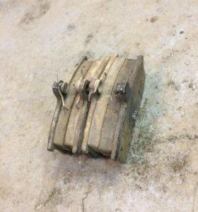 Колодки тормозные передние ВАЗ