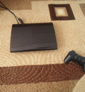 Sony PlayStation 3 Super Slimm 500GB