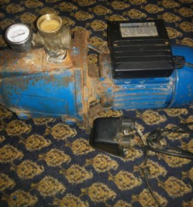 Двигатель для насосной станции