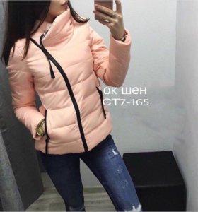 Новая куртка. 48 размер