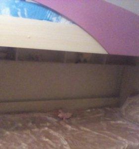 Кровать двухярусная. Новая стоила ,26000