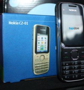 Nokia C2-01 (Нокиа Ц2-01) Ростест.Новый