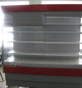 Холодильные стеллажи
