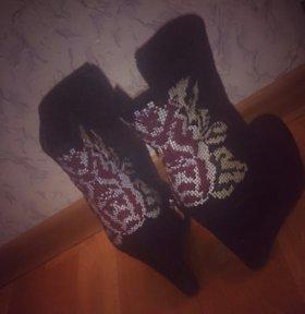 Сапоги, полусапожки, ботинки, полусапоги