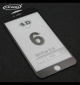 Стекло на айфон 6S