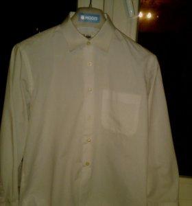 Рубашка 4 штуки 12-14 лет