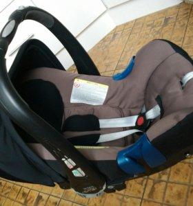 Автокресло Romer baby-safe plus shr ll+база