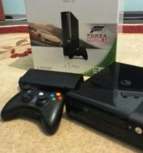 Игровая консоль xbox 360 500гб