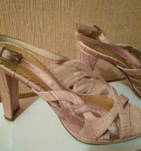 Туфли летнии