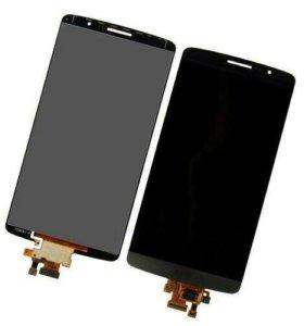 Дисплей для LG D855 G3 + тачскрин