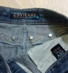 Юбка джинсовая р27