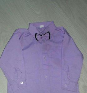 Рубашка р-р 80 см