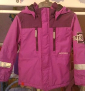 Куртка didrikson 110-116
