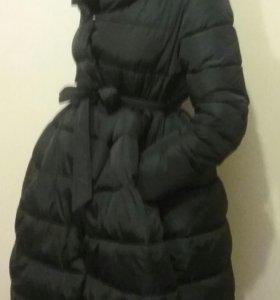 Пальто теплое! Абсолютно новое! Еще с биркой!