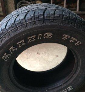 Шины maxxis 265/70 r17