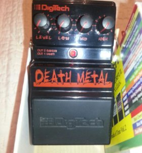 🎼 Digitech Death Metal в идеале