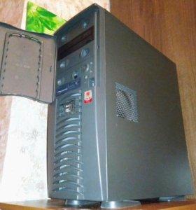 Мощный компьютер для игр и комфортной работы