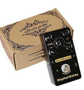 🎼 Aural Dream Digital Delay True Bypass