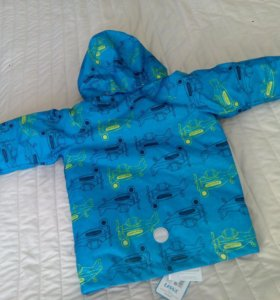 Новая куртка Lassis