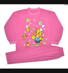 Размер 116 новая пижама