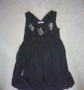 Платье шифон 40 англия