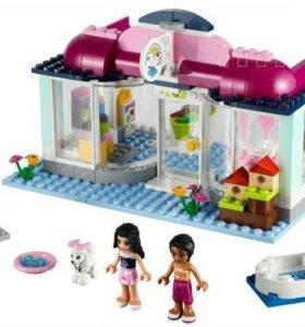 Lego лего friends 41007 Спа-салон для питомцев