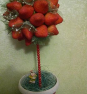 Топиарий- дерево счастья.