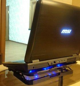Игровой ноутбук MSI GX60