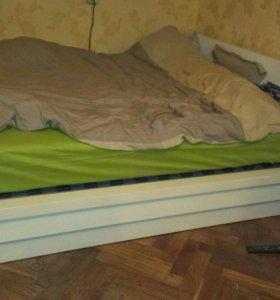 Кровать Мальм