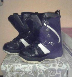 Ботинки для сноуборда Fly 37-38 размер