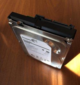 Жесткий диск 2тб