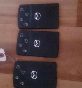 Смарт ключ Mazda