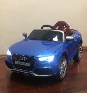 Детский электромобиль Audi Rs5 ЛИЦЕНЗИЯ
