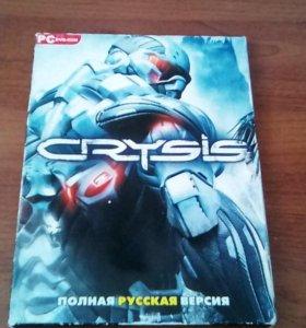 Игра на PC- CRYSIS