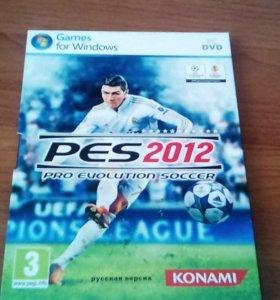 Игра на PC- PES 2012