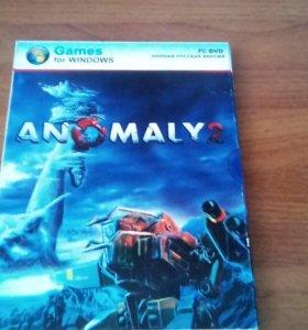 Игра на PC- ANOMALY2