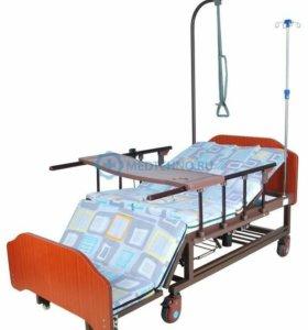 Кровать-кресло для лежачего больного