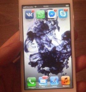 iPhone 5 (IOS 6) 32gb. Обмен