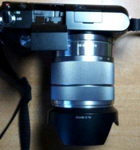 Фотоаппарат Sony make. believe
