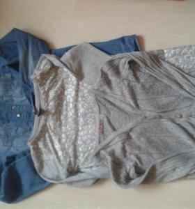 Одежда на девочку 10-12 лет