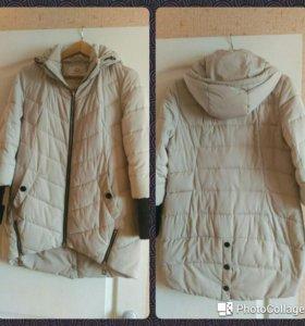 Демисезоная куртка 44 размер