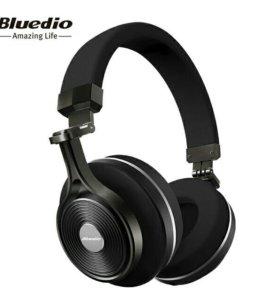 Новые блютуз наушники Bluedio T3 3D Стерео