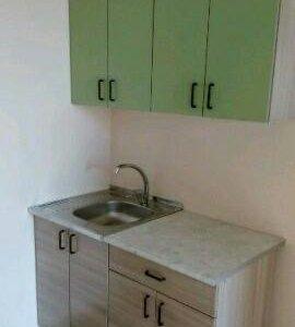 Кухонный гарнитур в упаковке