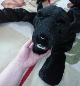 Набивная игрушка пантера