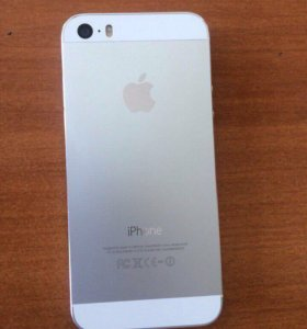 Apple iPhone 5 s Silver 16 GB